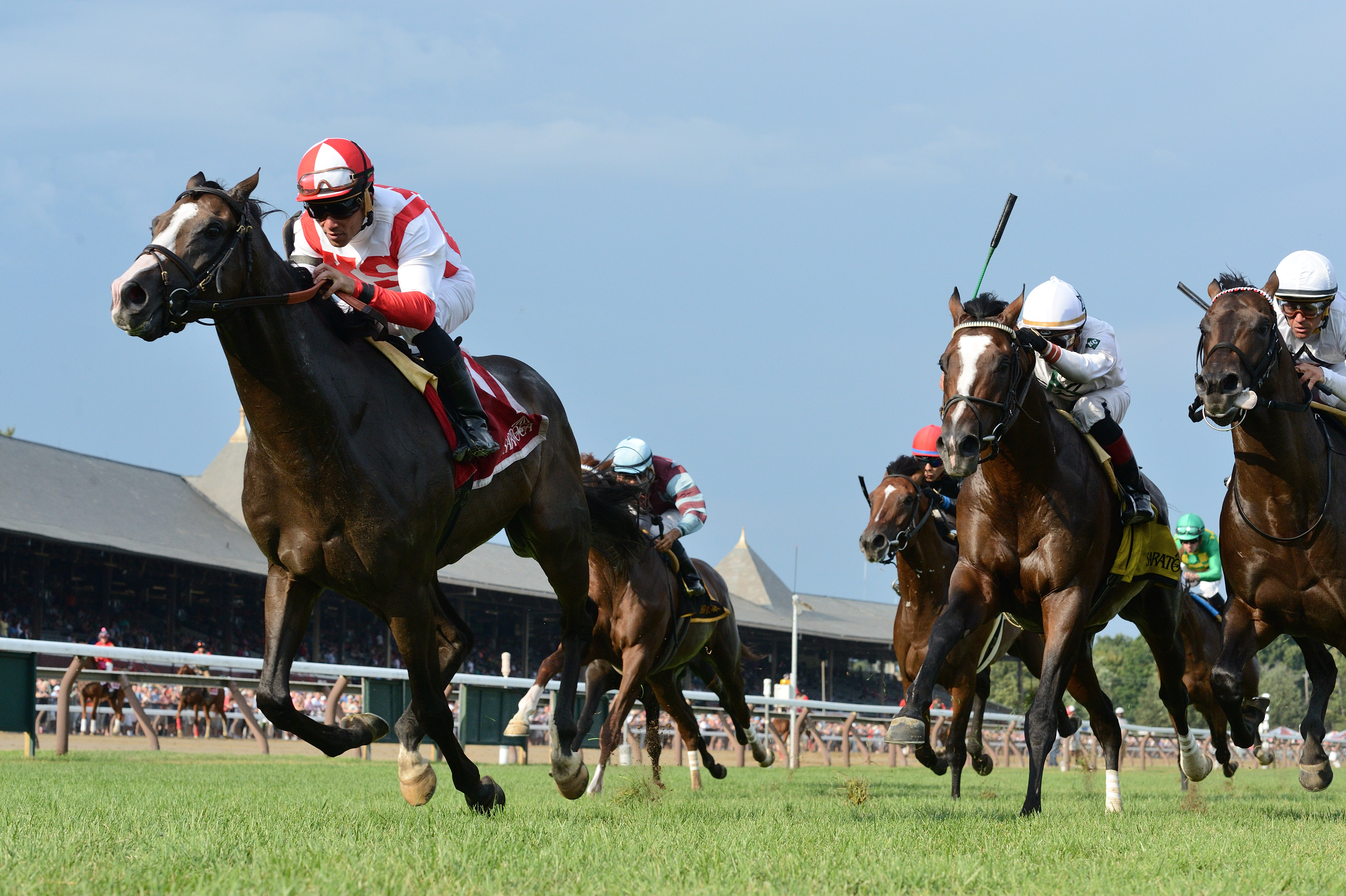 Arlington Million Day Late P4 – Coatney Review | In the